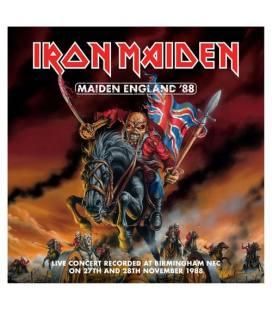 Maiden England 88-2 CD