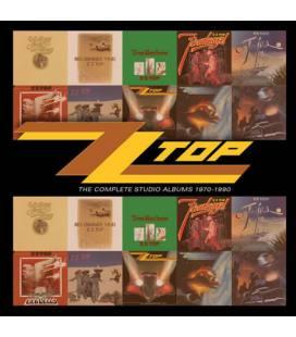 The Studio Albums 1970 - 1990-10 CD