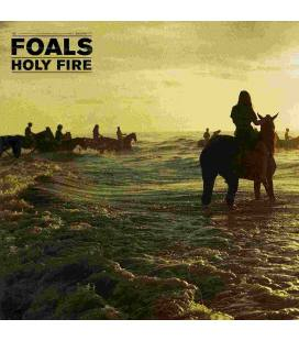 Holy Fire (Deluxe Edition)-1 CD +1 DVD