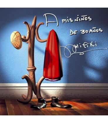 A Mis Niños De 30 Años-1 CD