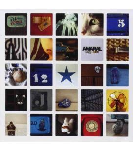 Amaral 1998 - 2008 Std. Version. Reb-2 CD