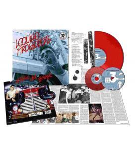 El Ritmo Del Garage-1 CD +1 DVD+1 LP