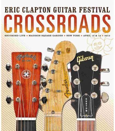 Crossroads Eric Clapton Guitar Festival 2013-2 BLU-RAY