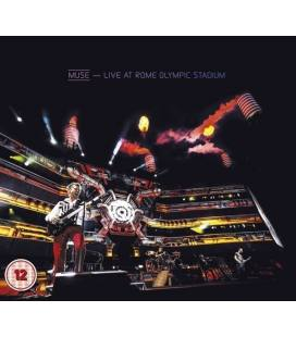 Live At Rome Olympic Stadium - CD + BLU-RAY