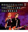Live - Travelling The World - CD + DVD