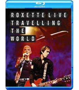 Roxette Live: Travelling The World-1 CD +1 BLU-RAY