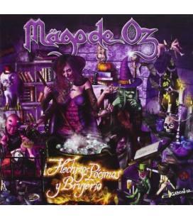 Hechizos, Pocimas y Brujeria-1 CD Jewel