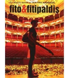 En Directo Desde El Teatro Arriaga. Digipack-2 CD +1 DVD