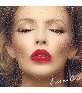 Kiss Me Once - CD