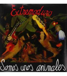 Somos Unos Animales-1 CD +1 LP