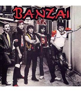 Banzai-Reb-1 CD