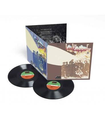 Led Zeppelin II ( Deluxe Remasterizado )-2 LP