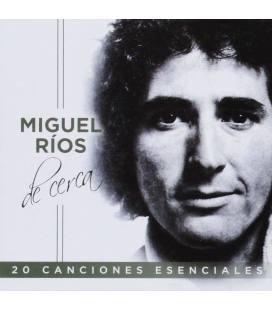 Miguel Rios De Cerca -1 CD