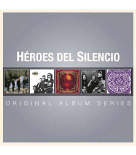 Original Album Series Heroes Del Silencio-5 CD