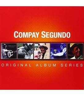 Original Album Series Compay Segundo-5 CD