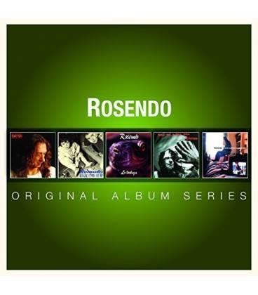 Original Album Series Rosendo-5 CD