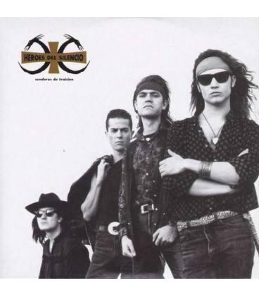 Senderos De Traicion-1 CD +1 LP