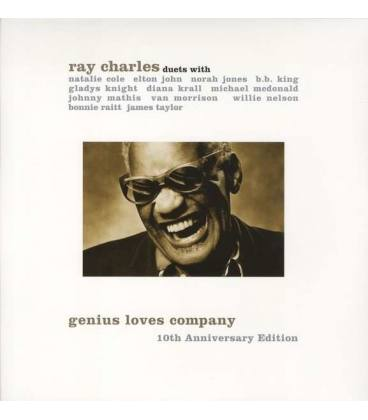 Genius Loves Company - 10Th Anniversary Editions-1 CD +1 DVD