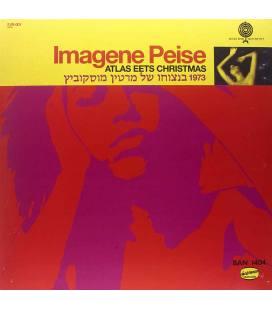 Atlas Eets Christmas-1 LP SINGLE