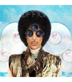 Art Official Age-2 LP