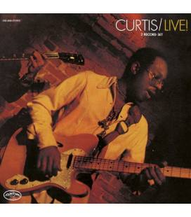 Curtis/Live!-1 CD