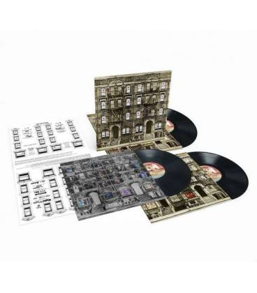 Physical Graffiti - Remasterizado-3 LP