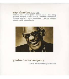 Genius Loves Company - 10Th Anniversary Editionss-2 LP