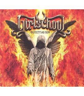 Guilty As Sin-1 CD