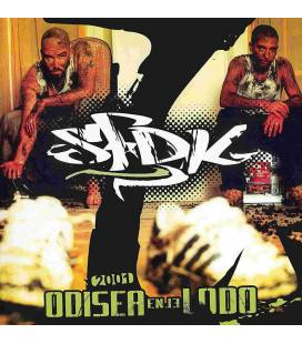 2001 Odisea En El Lodo-1 CD +2 LP