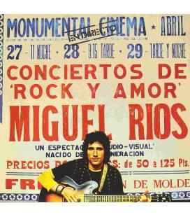 Conciertos De Rock y Amor En Directo-1 CD +1 LP