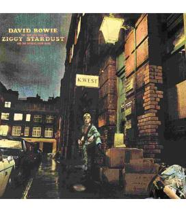The Rise And Fall Of Ziggy Stardust And The Spiders From Mars-1 CD