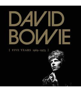 Five Years 1969 - 1973 - Box 12 CD