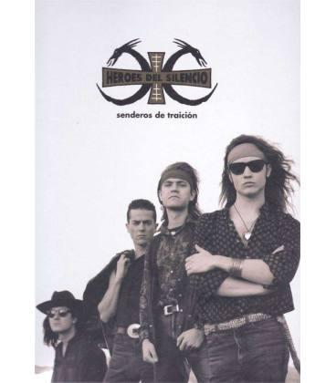 Senderos De Traicion. 25 Aniversario CD + DVD