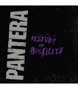 History Of Hostility-1 CD