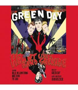 Heart Like A Hand Grenade - DVD