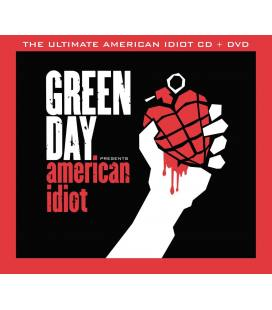 The Ultimate American Idiot - DVD + CD