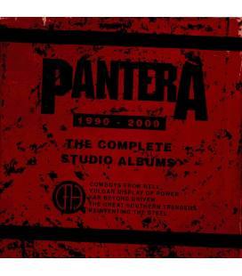 The Complete Studio Albums 1990-2000 - 5 CD