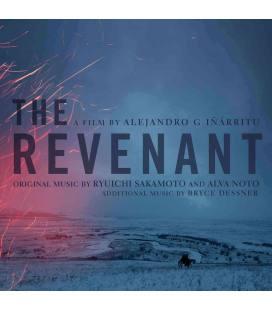 El Renacido (The Reventant)-1 CD