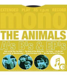 A's B's & Ep's-1 CD
