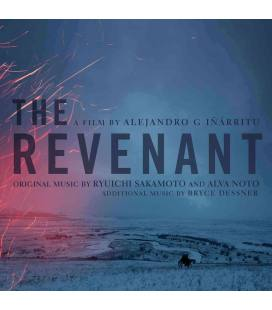 El Renacido (The Revenant)-2 LP