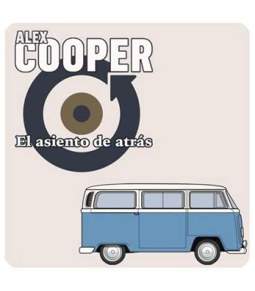 """El Asiento De Atras - 7"""" LP"""