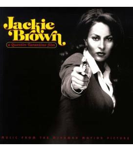 Jackie Brown Bso-1 LP+DOWN.CARD