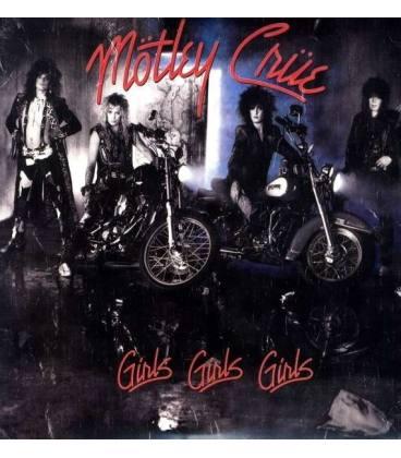 Girls, Girls, Girls-1 LP