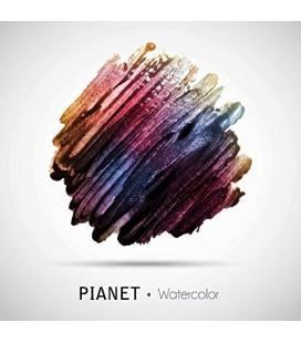 Watercolor-1 CD