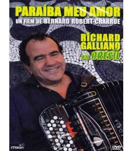 Richard Galliano Au Bresil-1 DVD