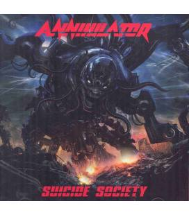 Suicide Society - CD
