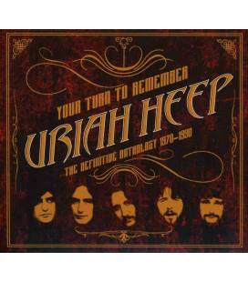 Your Turn To Remember: The Definitive Anthology 1970-1990 - 2 CD
