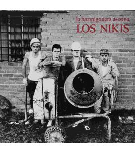La Hormigonera Asesina-1 CD +1 LP