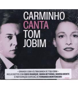 Carminho Canta Tom Jobim - Digipack-1 CD