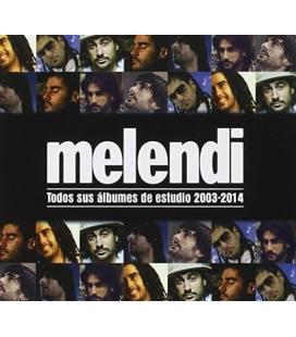Todos Sus Albumes De estudio 2003-2015-7 CD